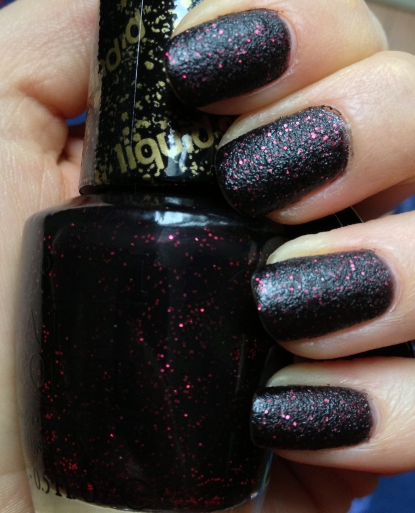 OPI – Mariah Carey Liquid Sand Nail Polish Review | A 5\'3 Perspective