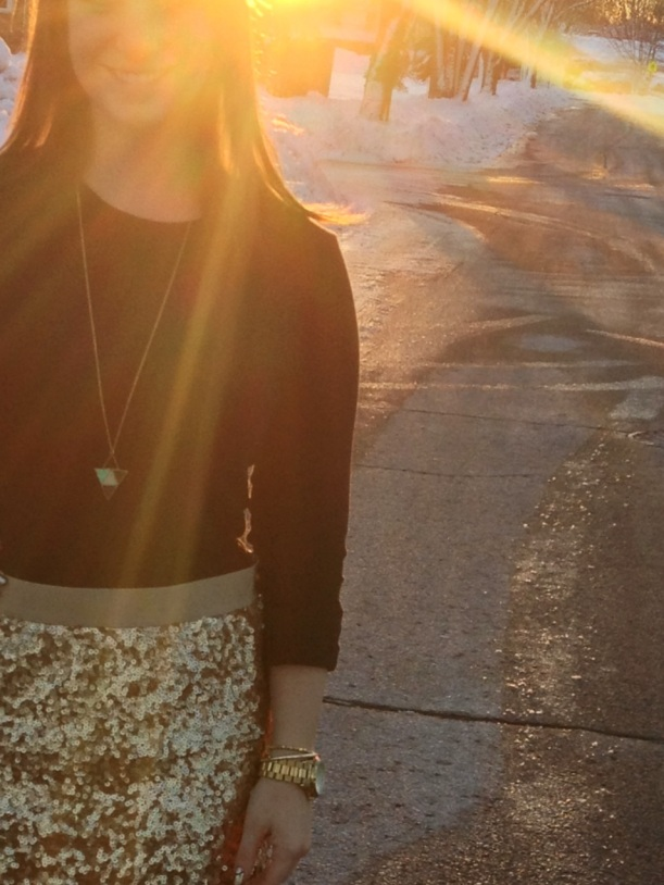 Sequins and Sunsets