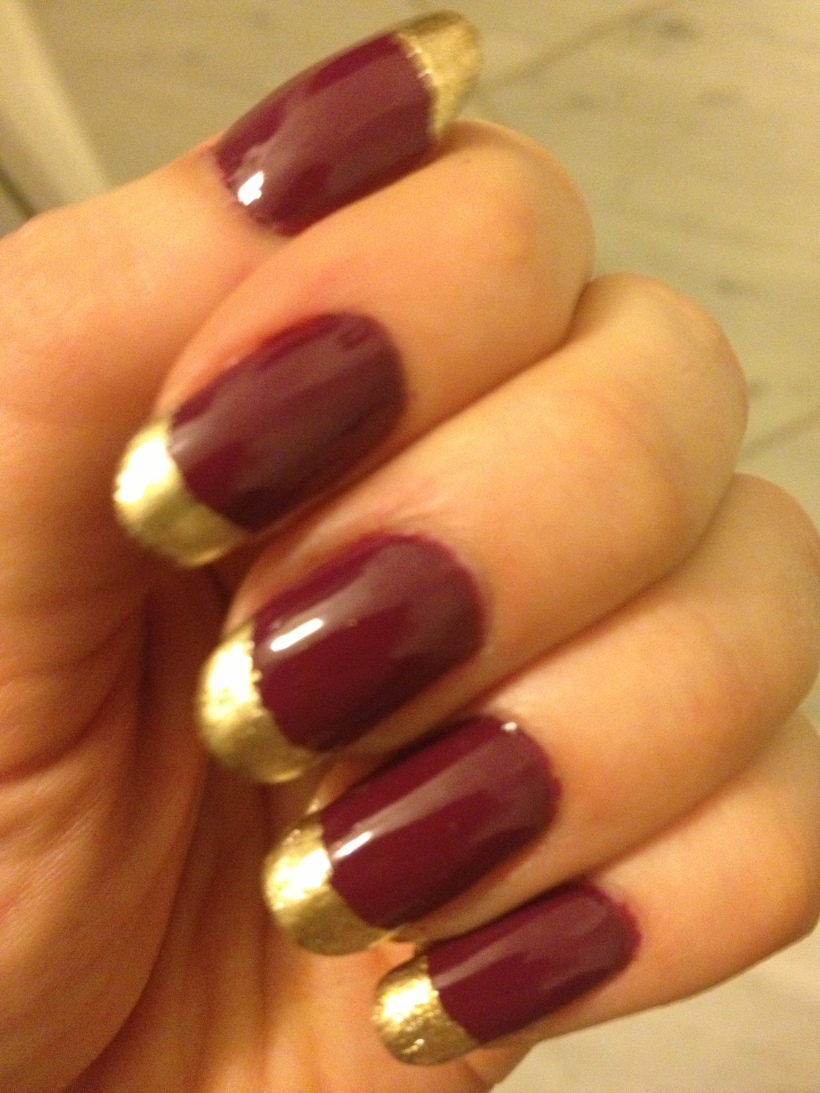 Quo by Orly's Filthy Rich and OPI Skyfall Casino Royale
