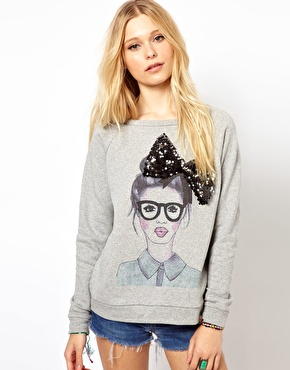 River Island Sweatshirt