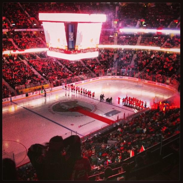 Hockey Returns!