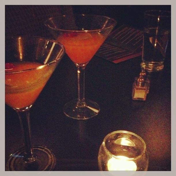 Martini's at the Buzz!