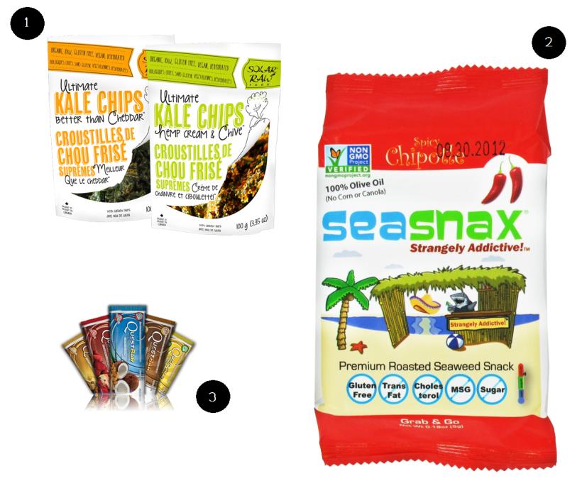 Healty Snack Ideas