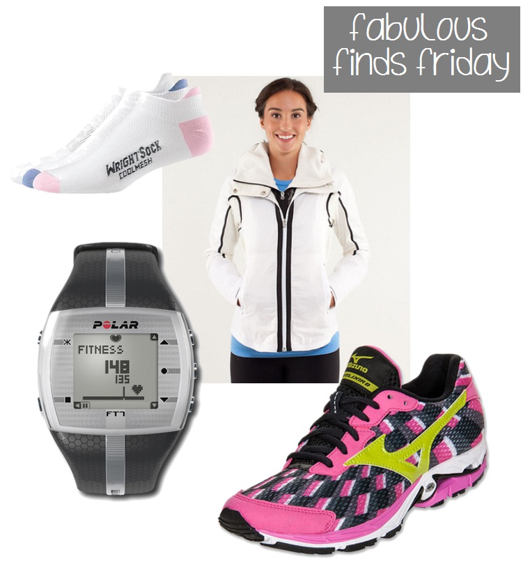 Fabulous Finds Friday Fitness