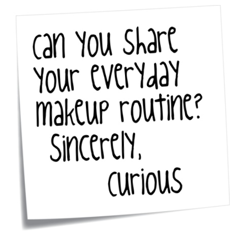 ellepottsie beauty routine