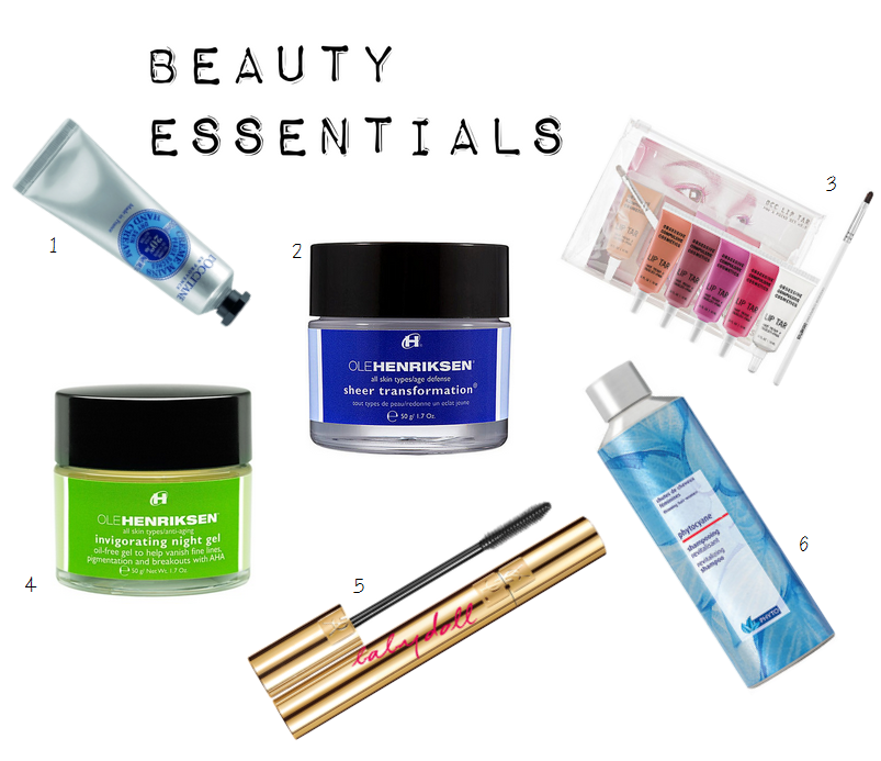 ellepottsie beauty essentials