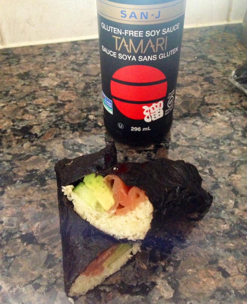 Rice-less Sushi