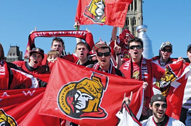 Sens Mile - Elgin Street, Ottawa (image courtesy of metronews.ca)