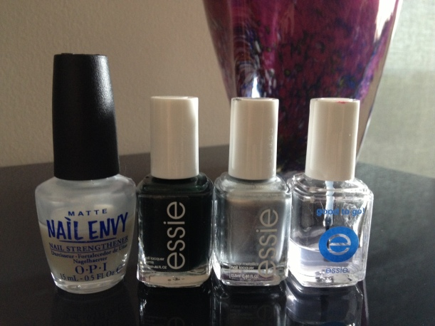 ellepottsie nail collection