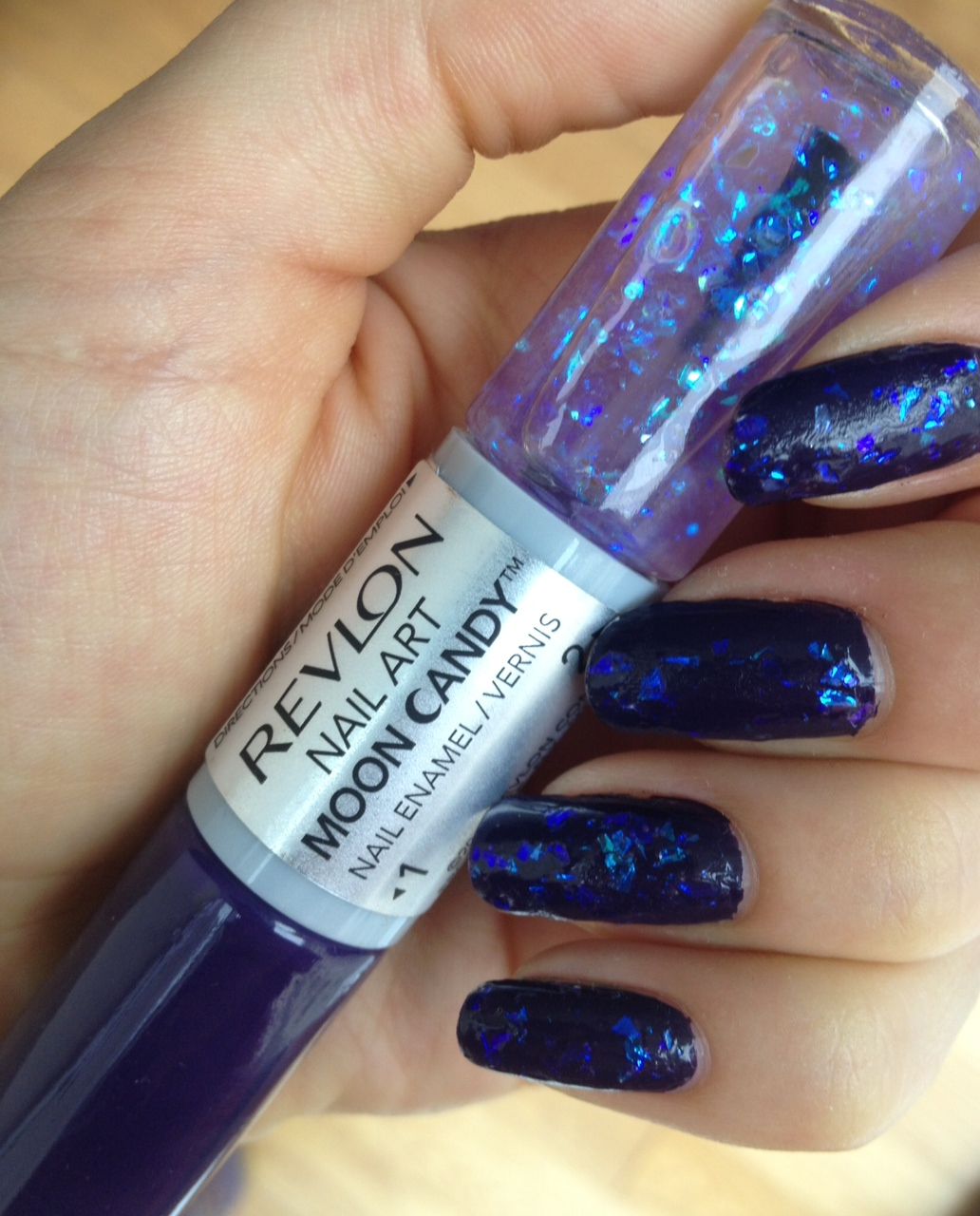 Manicure Monday Revlon Moon Candy Nail Art Polish A 53 Perspective