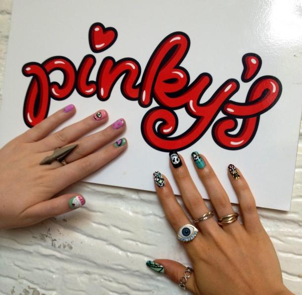 Pinky's Toronto