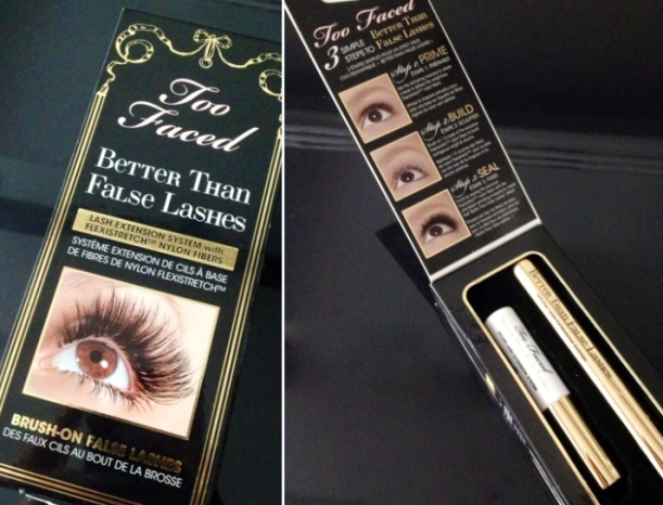 Too Faced Bettter Than False Lashes