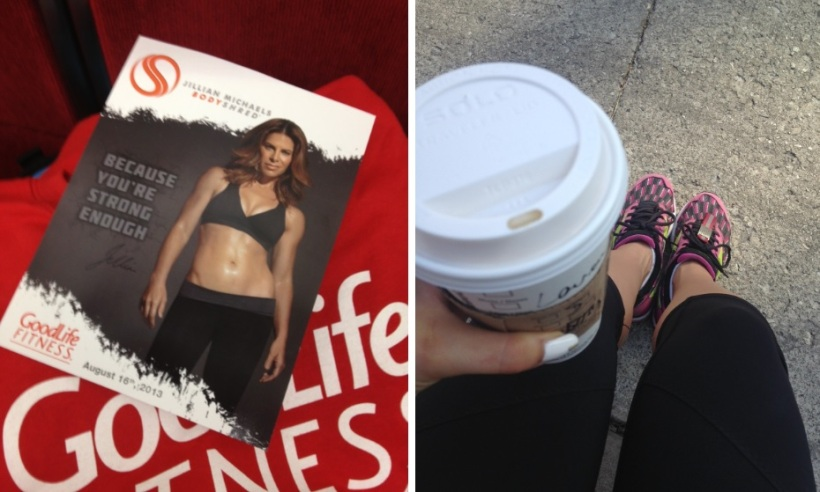 a day with jillian michaels