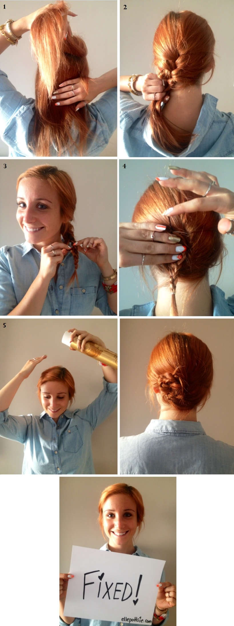 How To Fix Bad Hair