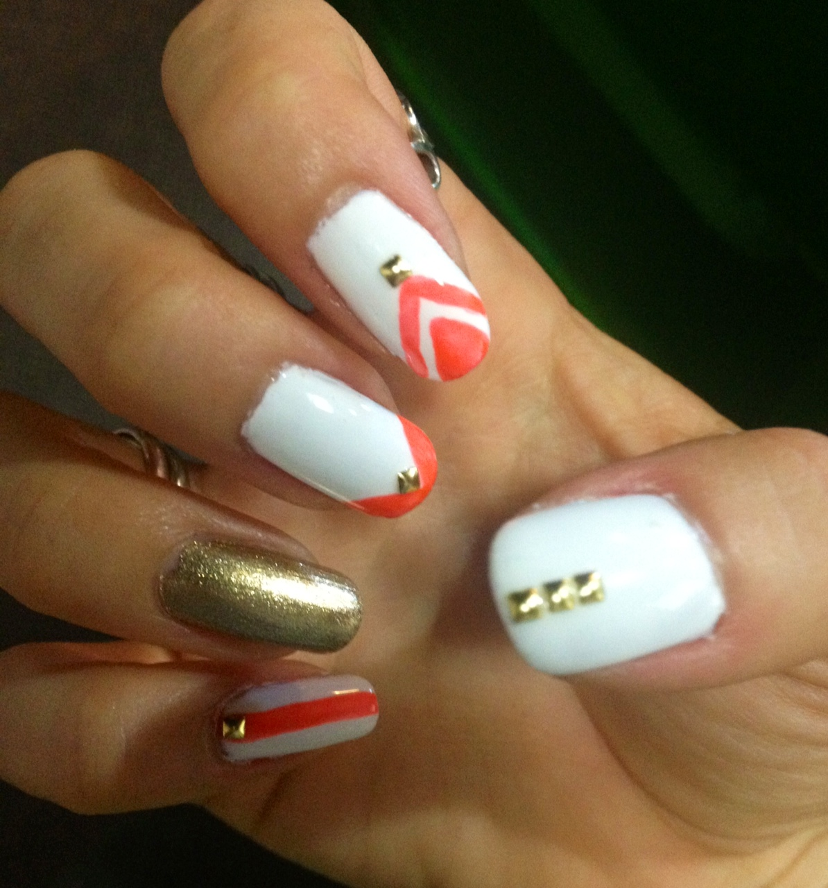 Fall Nail Trends   A 5\'3 Perspective