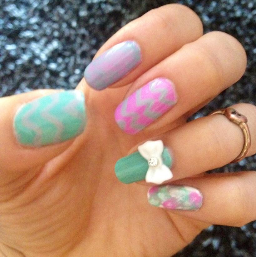 manicure monday ellepottsie