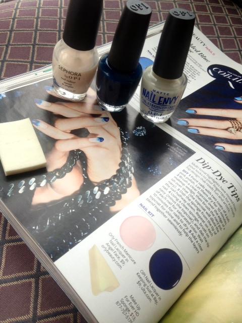 Dip Dye Tips