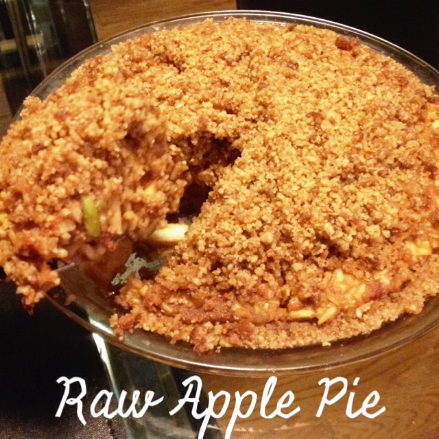 Recipe from Sweetly Raw